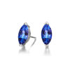 Tanzanite-International-Marquise-Tanzanite-Studs