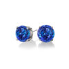 Tanzanite-International-Round-Tanzanite-Studs