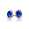 Tanzanite-International-Oval-Halo-Earrings