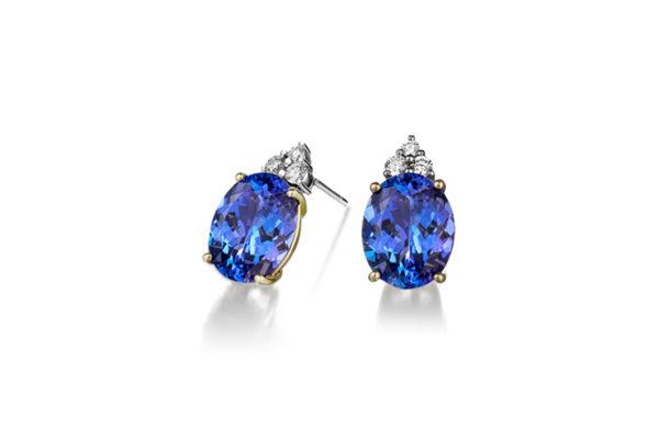 Tanzanite-International-Oval-Tanzanite-Earrings